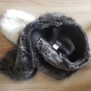 Laundry by Shelli Segal Faux Fur Scarf